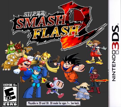 Play Online Super Smash Flash 4 Now